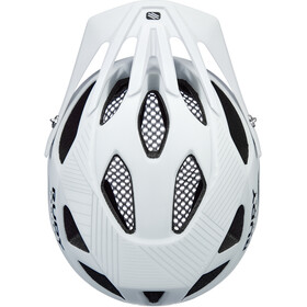 Rudy Project Protera Fietshelm, white/black matte
